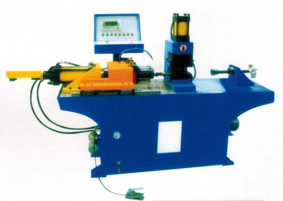 SG-40-II 单头液压双工位缩管机