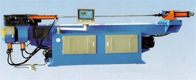 DW-75NC液压数控弯管机