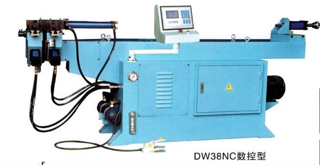 DW-38NC液压弯管机