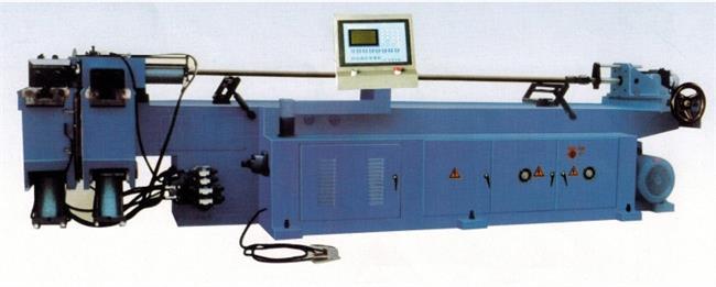 DW-115NC液压数控弯管机