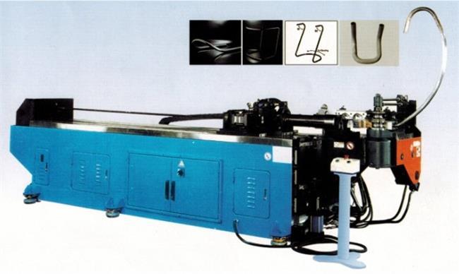 DW-50CNC-4A-3SCNC全自动弯管机