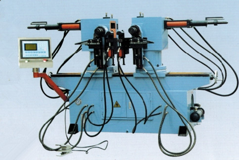 SW-38 90°回转型双头液压弯管机