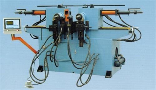 SW-38双头液压弯管机